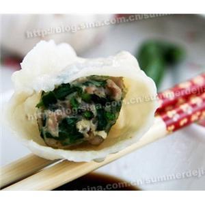 韭菜猪肉饺子馅