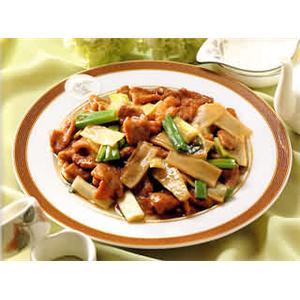 子姜炒鸭片