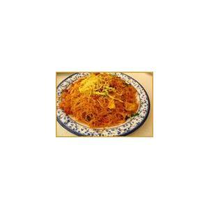 阿拉伯式羊肉菜花饭