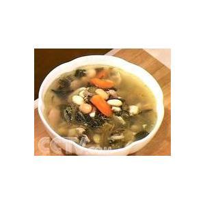 润肺菜干汤