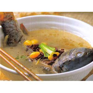 鲤鱼赤豆羹