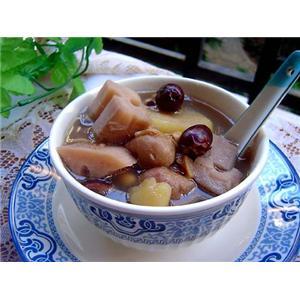 土豆莲藕汁