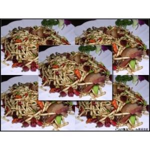 折耳根炒腊肉(黔菜)