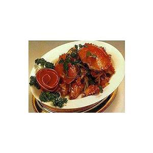 姜丝焗肉蟹