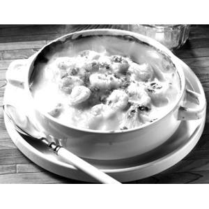 牛筋花生汤