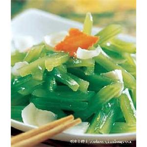 鲜菇丝瓜百合