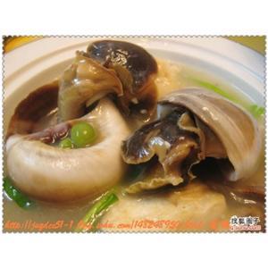 香螺蘑菇豆腐羹