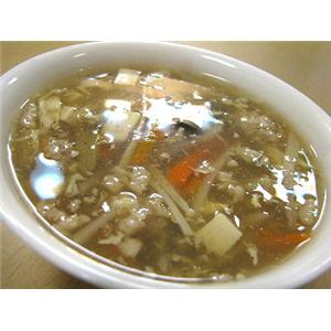虾菇鲜肉水饺