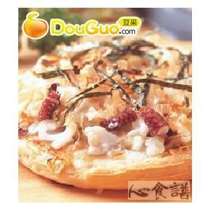 和风章鱼烧披萨