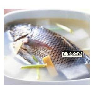 白玉鲤鱼汤