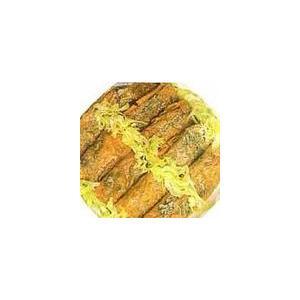 发菜豆腐卷