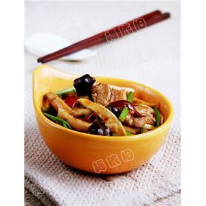 香辣鲜茶树菇
