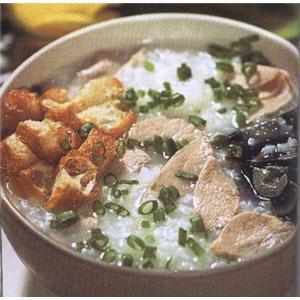 桑葚枸杞猪肝粥