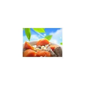 黄豆烧胡萝卜