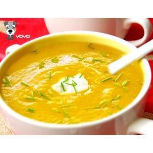 菜泥奶油汤