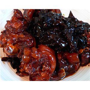 威灵仙炖猪蹄