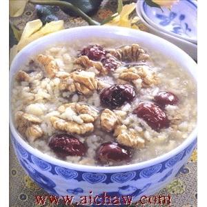 三米红枣桂圆粥