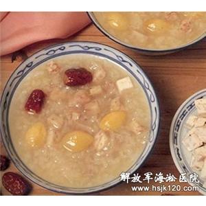 丝瓜猪血汤