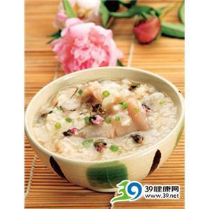 白扁豆粳米粥