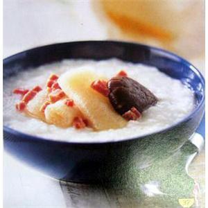 首乌红枣粥
