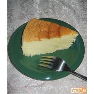 戚风蛋糕体