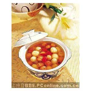 芡实莲子汤