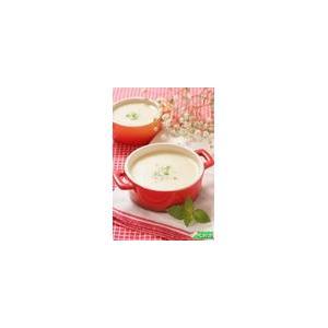 大葱土豆丁汤