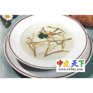 大蒜土豆汤