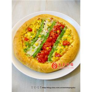 意式番茄披萨