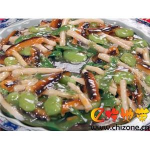 火腿冬笋鳝鱼汤