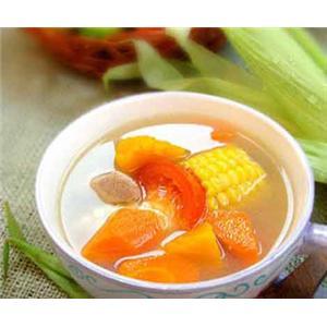玉米田园杂蔬