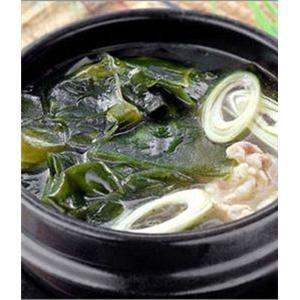 海带萝卜汤