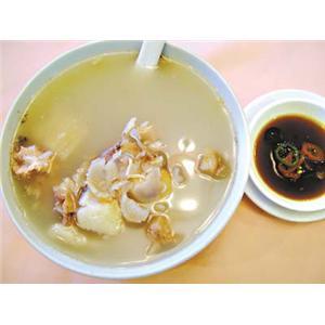 淮山鹅肉瘦肉汤