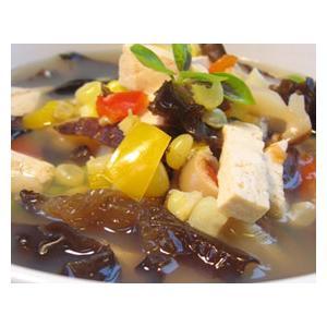 什锦豆腐汤