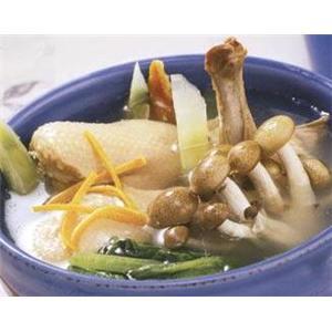 黄芪山药煲鹅肉