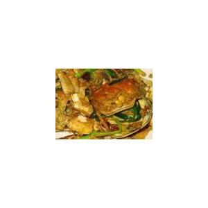 三丝清炒蟹