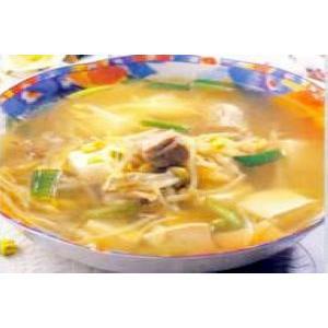 豆芽豆腐汤