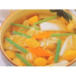 栗子红萝卜马蹄汤