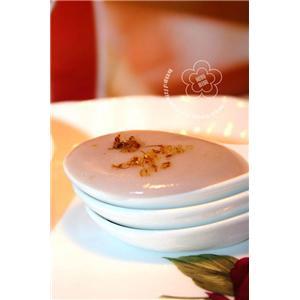 香芋桂花汤