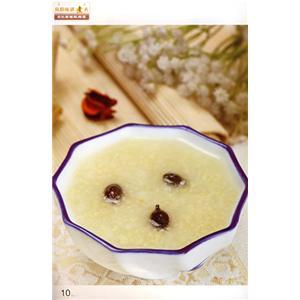 红花糯米粥