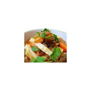西红柿羊肉烩饼