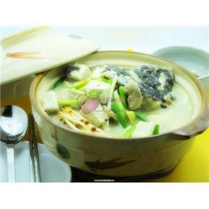 鱼骨萝卜汤