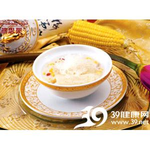 雀肉粟米羹汤