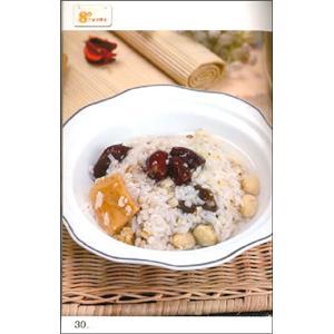 腐竹猪肝粟米粥