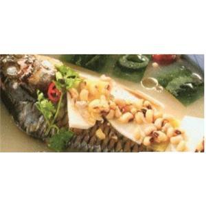 竹笋西瓜皮鲤鱼汤