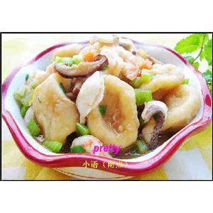 虾仁鱼片羹
