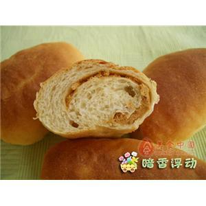 肉松起酥面包