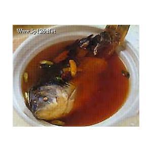 砂仁鲫鱼汤