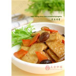 蟹柳豆腐粥