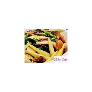 槐花豆腐汤